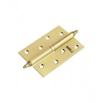 Разъемная петля с короной Morelli MS SG (L/R) Матовое золото (Товар № ZF210726)