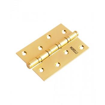 Петля карточная Morelli MS-4BB SG Матовое золото (Товар № ZF212808)