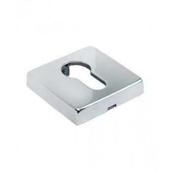 Ключевая накладка Morelli Luxury LUX-KH-SQ CRO Хром (Товар № ZF213161)