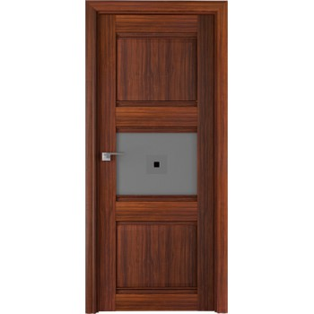 Дверь Профиль дорс 5Х Орех амари - со стеклом (Товар № ZF208956)