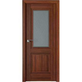 Дверь Профиль дорс 81Х Орех амари - со стеклом (Товар № ZF208974)