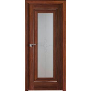Дверь Профиль дорс 24Х Орех амари - со стеклом (Товар № ZF208975)