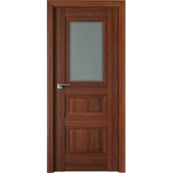 Дверь Профиль дорс 83Х Орех амари - со стеклом (Товар № ZF209005)
