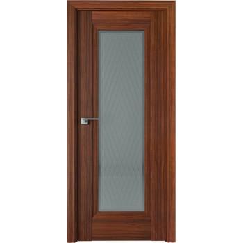 Дверь Профиль дорс 85Х Орех амари - со стеклом (Товар № ZF209003)