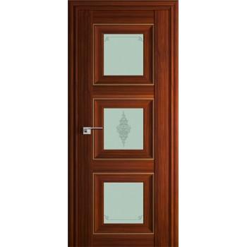 Дверь Профиль дорс 97Х Орех амари - со стеклом (Товар № ZF209000)