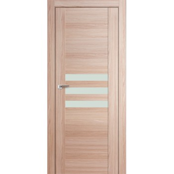 Дверь Профиль дорс 74Х Капучино мелинга - со стеклом (Товар № ZF210796)