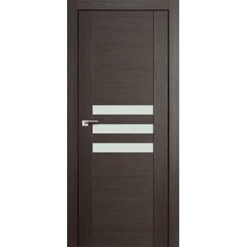 Дверь Профиль дорс 74Х Грей мелинга - со стеклом (Товар № ZF210795)