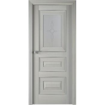 Дверь Профиль дорс 26Х Эш вайт - со стеклом (Товар № ZF208969)