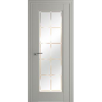 Дверь Профиль дорс 92Х Эш вайт - со стеклом (Товар № ZF208985)