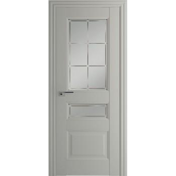 Дверь Профиль дорс 94Х Эш вайт - со стеклом (Товар № ZF208986)