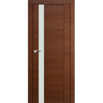 Дверь Профиль дорс 62Х Малага черри кроскут - со стеклом (Товар № ZF210793)