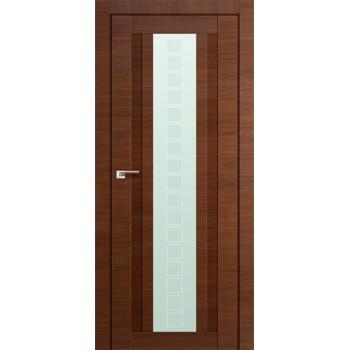 Дверь Профиль дорс 16Х Малага черри кроскут - со стеклом (Товар № ZF208888)