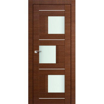 Дверь Профиль дорс 13Х Малага черри кроскут - со стеклом (Товар № ZF208890)