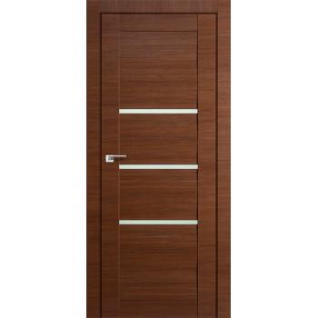 Дверь Профиль дорс 18Х Малага черри кроскут - со стеклом (Товар № ZF208891)