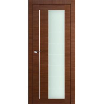 Дверь Профиль дорс 47Х Малага черри кроскут - со стеклом (Товар № ZF208893)