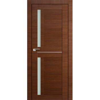 Дверь Профиль дорс 19Х Малага черри кроскут - со стеклом (Товар № ZF208898)