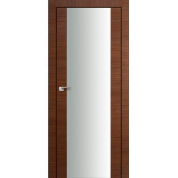 Дверь Профиль дорс 8Х Малага черри кроскут - со стеклом (Товар № ZF208794)
