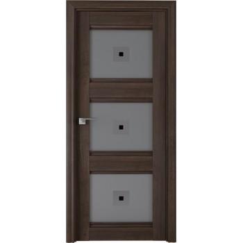 Дверь Профиль дорс 4Х Орех сиена - со стеклом (Товар № ZF208954)