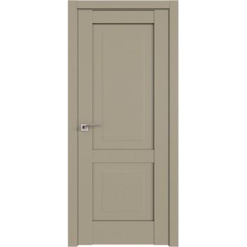 Дверь Профиль дорс 80U Шеллгрей - глухая (Товар № ZF210964)