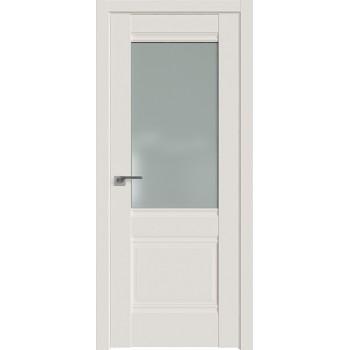 Дверь Профиль Дорс 2U Дарк Вайт - со стеклом (Товар № ZF209161)