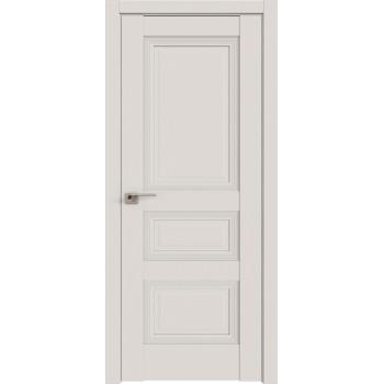 Дверь Профиль дорс 82U Дарк вайт - глухая (Товар № ZF211399)
