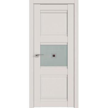 Дверь Профиль Дорс 5U Дарк Вайт- со стеклом (Товар № ZF209222)