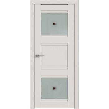 Дверь Профиль Дорс 6U Дарк Вайт- со стеклом (Товар № ZF209221)