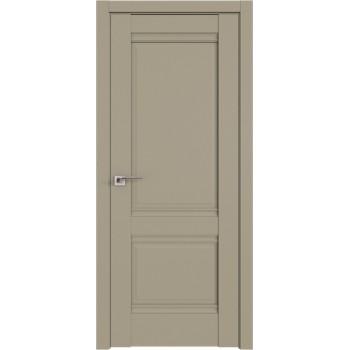 Дверь Профиль Дорс 1U Шеллгрей - глухая (Товар № ZF209072)