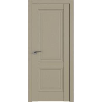 Дверь Профиль дорс 2.112U Шеллгрей - глухая (Товар № ZF211050)