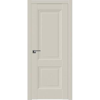 Дверь Профиль дорс 2.112U Магнолия сатинат - глухая (Товар № ZF211591)
