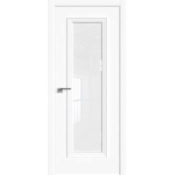 Дверь профиль дорс 51Е Аляска - со стеклом (Товар № ZF209512)