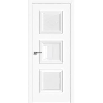 Дверь профиль дорс 55Е Аляска - со стеклом (Товар № ZF209520)
