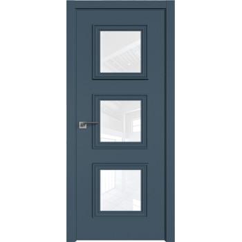 Дверь Профиль дорс 55Е Антрацит - со стеклом (Товар № ZF209533)
