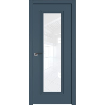 Дверь профиль дорс 51Е Антрацит - со стеклом (Товар № ZF209535)