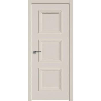 Дверь Профиль дорс 54Е Магнолия сатинат - глухая (Товар № ZF209611)