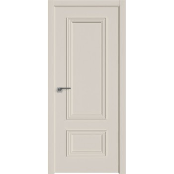 Дверь Профиль дорс 58Е Магнолия сатинат - глухая (Товар № ZF209619)