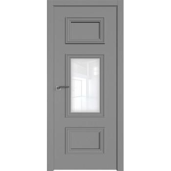 Дверь Профиль дорс 57Е Манхэттен - со стеклом (Товар № ZF209565)