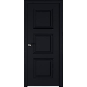 Дверь Профиль дорс 54Е Черный матовый - глухая (Товар № ZF209590)