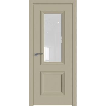 Дверь Профиль дорс 53Е Шеллгрей - со стеклом (Товар № ZF209720)