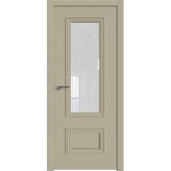 Дверь Профиль дорс 59Е Шеллгрей - со стеклом (Товар № ZF209732)