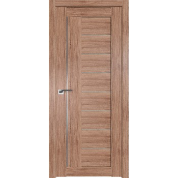 Дверь Профиль дорс 17XN Салинас светлый - со стеклом (Товар № ZF212161)