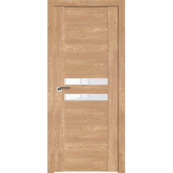 Дверь Профиль дорс 2.03XN Каштан натуральный - со стеклом (Товар № ZF209670)