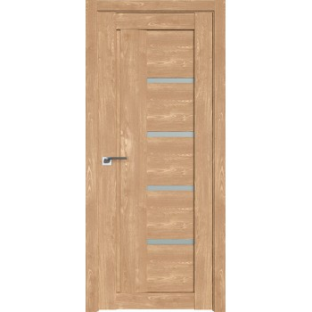 Дверь Профиль дорс 2.08XN Каштан натуральный - со стеклом (Товар № ZF209880)