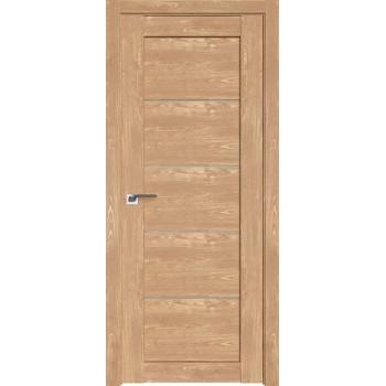 Дверь Профиль дорс 2.11XN Каштан натуральный - со стеклом (Товар № ZF209883)