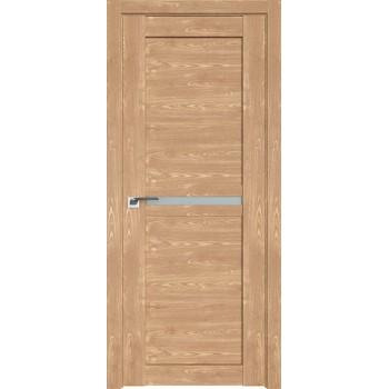 Дверь Профиль дорс 2.43XN Каштан натуральный - со стеклом (Товар № ZF212271)