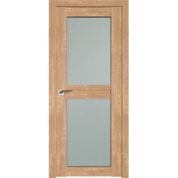 Дверь Профиль дорс 2.44XN Каштан натуральный - со стеклом (Товар № ZF212273)