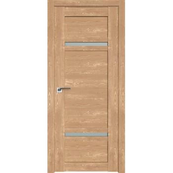Дверь Профиль дорс 2.45XN Каштан натуральный - со стеклом (Товар № ZF212272)
