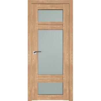 Дверь Профиль дорс 2.46XN Каштан натуральный - со стеклом (Товар № ZF212275)