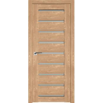Дверь Профиль дорс 2.49XN Каштан натуральный - со стеклом (Товар № ZF212283)