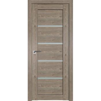 Дверь Профиль дорс 2.09XN Каштан темный - со стеклом (Товар № ZF209908)